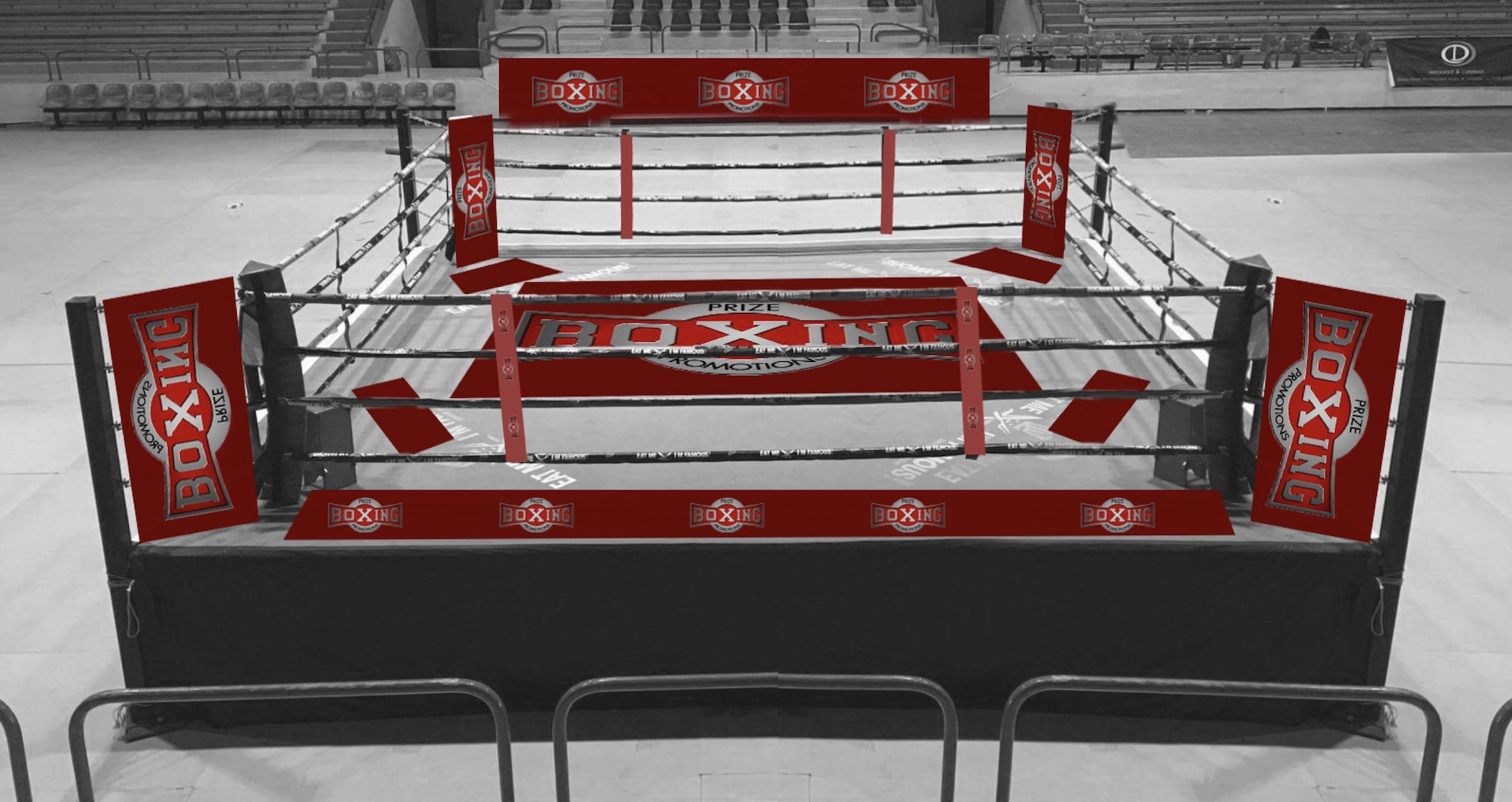 Prize Boxing Promotions Sponsorship Opportunities