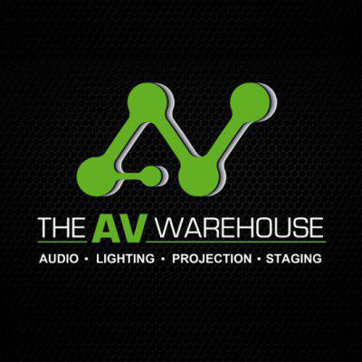 The AV Warehouse New logo